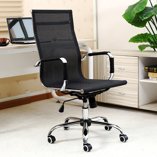 Ripple Leather Office Chair Image 3