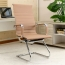 Ripple Leather Office Chair Image 4