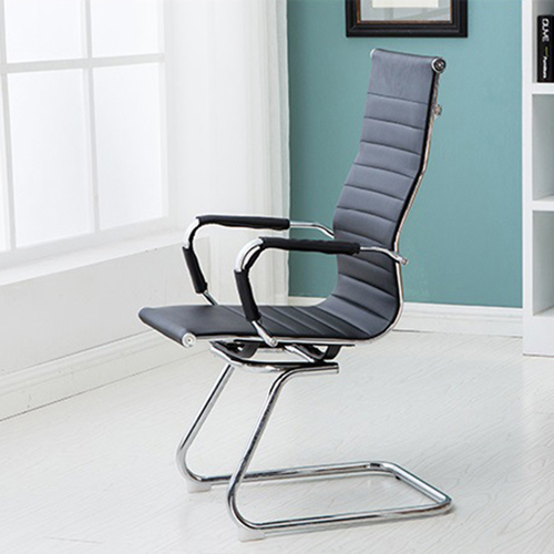 Ripple Leather Office Chair Image 7