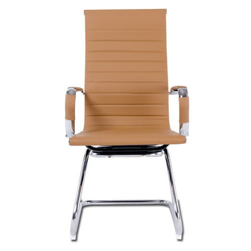 Ripple Leather Office Chair Image 8