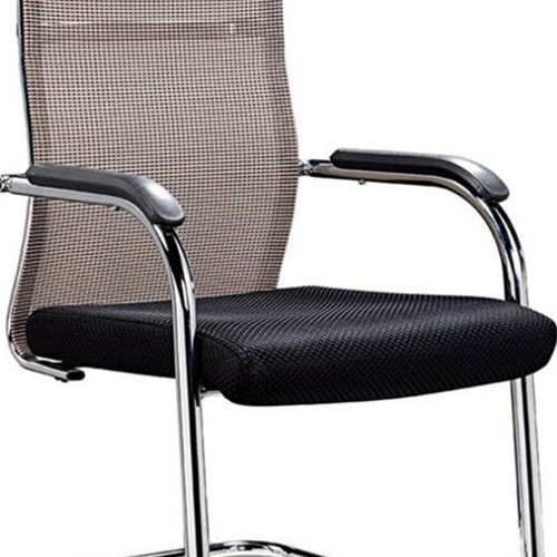 Static Executive Cantilever Mesh Chair Image 9