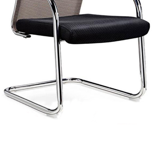 Static Executive Cantilever Mesh Chair Image 10