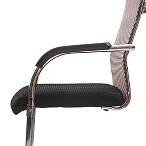 Static Executive Cantilever Mesh Chair Image 11