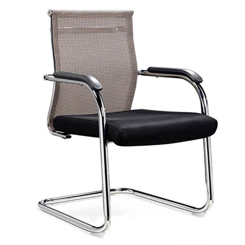 Static Executive Cantilever Mesh Chair