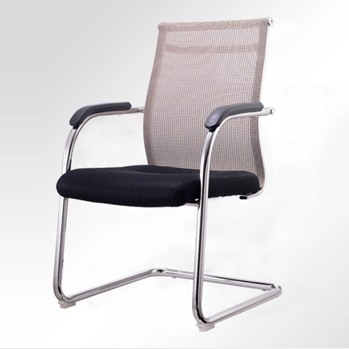 Static Executive Cantilever Mesh Chair Image 1