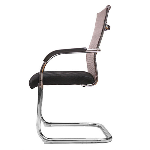 Static Executive Cantilever Mesh Chair Image 2