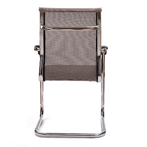 Static Executive Cantilever Mesh Chair Image 3