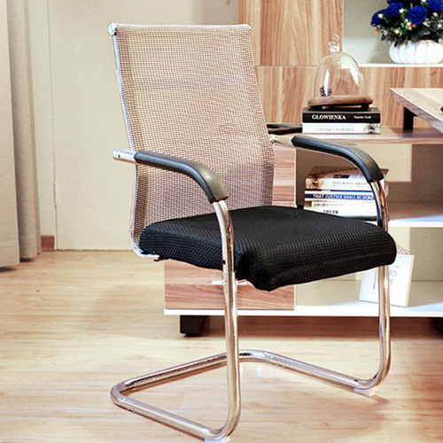 Static Executive Cantilever Mesh Chair Image 5