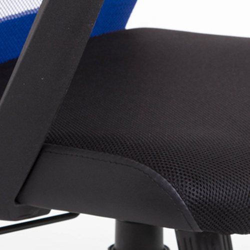 Fully Adjustable Mesh Office Chair With Headrest Image 7