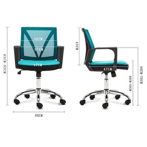 Arki Mid Back Mesh Office Chair Image 9