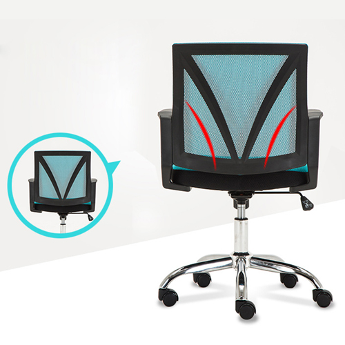 Arki Mid Back Mesh Office Chair Image 10