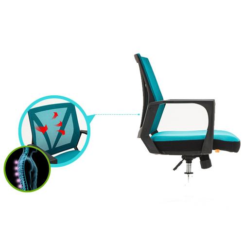 Arki Mid Back Mesh Office Chair Image 11