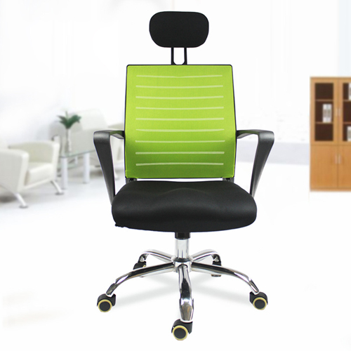 Add On High Back Mesh Chair With Headrest