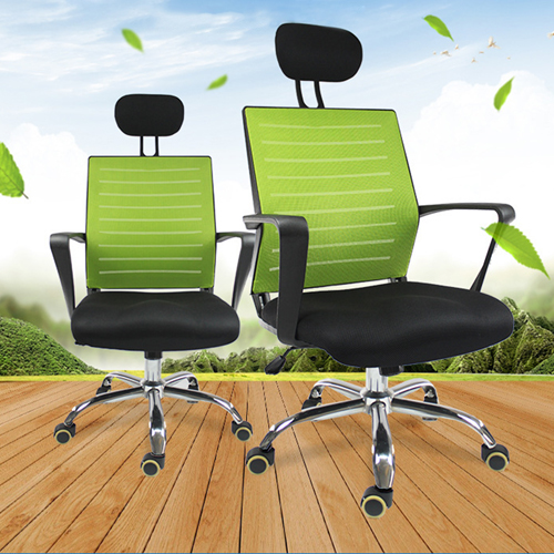 Add On High Back Mesh Chair With Headrest Image 2