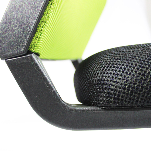 Add On High Back Mesh Chair With Headrest Image 8