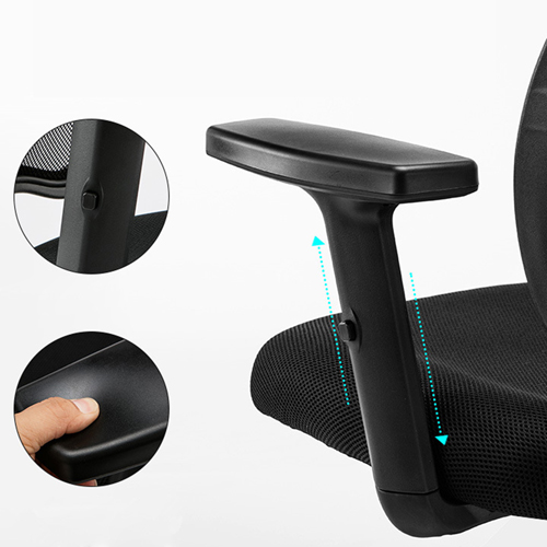 Executive Mesh Office Chair With Header Image 10