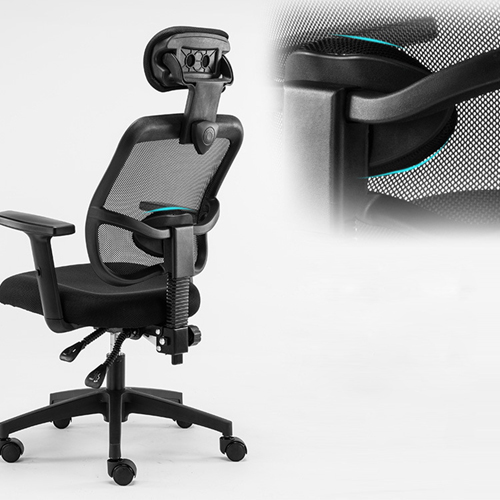 Executive Mesh Office Chair With Header Image 5