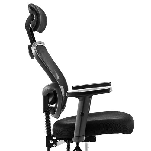 Executive Mesh Office Chair With Header Image 6