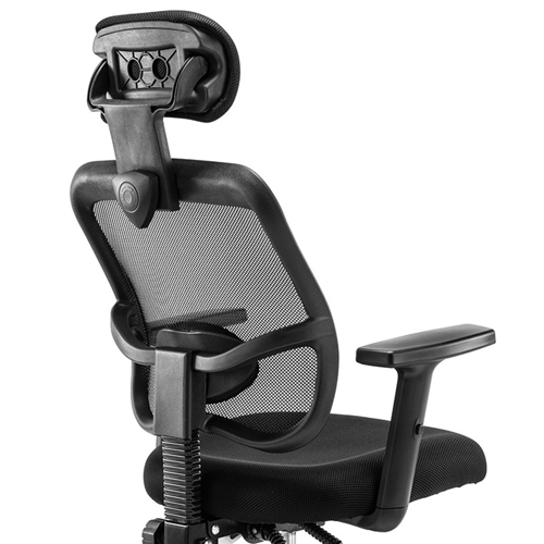 Executive Mesh Office Chair With Header Image 7