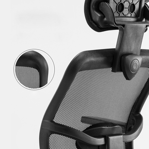 Executive Mesh Office Chair With Header Image 8