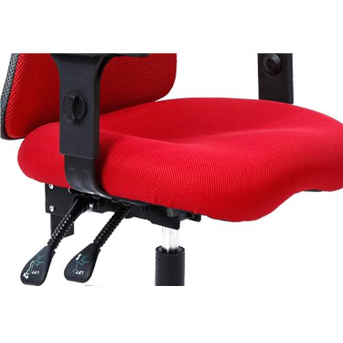 Flash Medium Back Mesh Office Chair Image 11