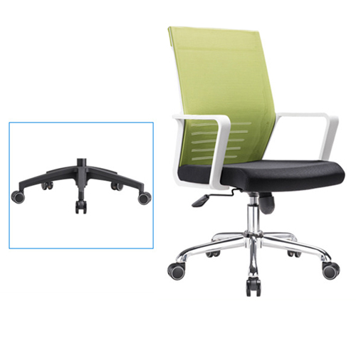 Anton Fabric Mesh Office Chair Image 9