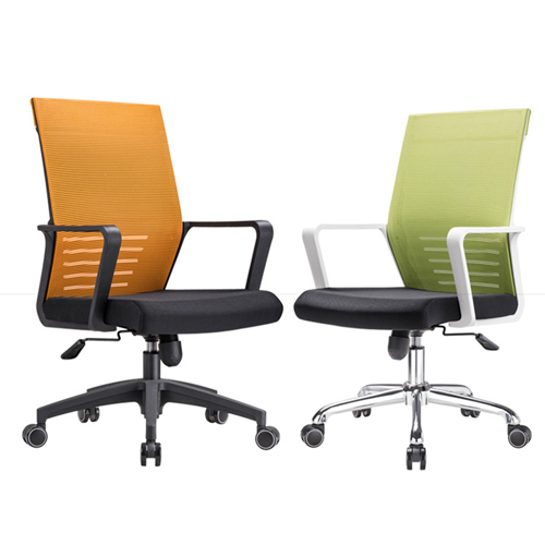 Anton Fabric Mesh Office Chair Image 3