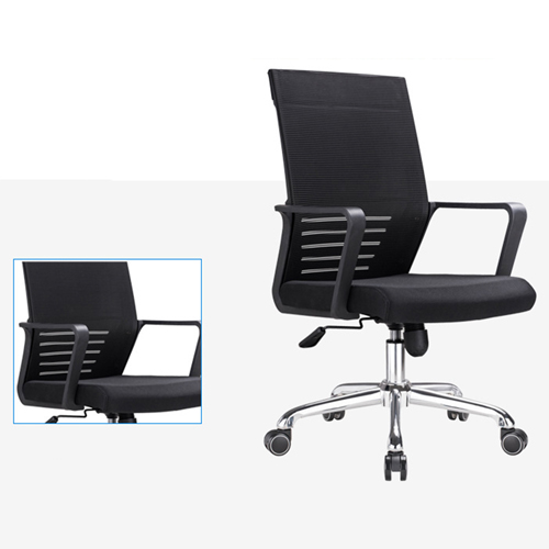 Anton Fabric Mesh Office Chair Image 6