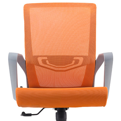 Arc Shaped Office Mesh Chair Image 10