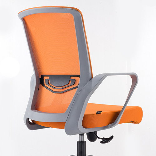 Arc Shaped Office Mesh Chair Image 12