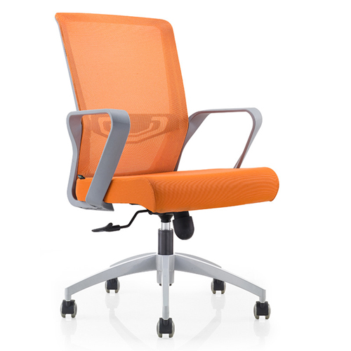 Arc Shaped Office Mesh Chair