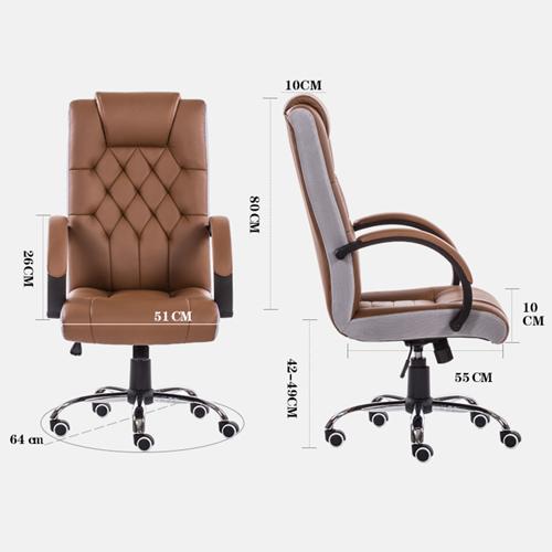 Executive S Line Swivel Chair Image 8