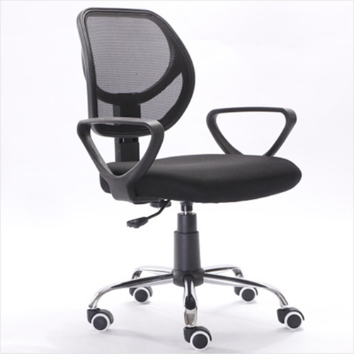 Durable Mesh Rotating Lift Chair Image 3