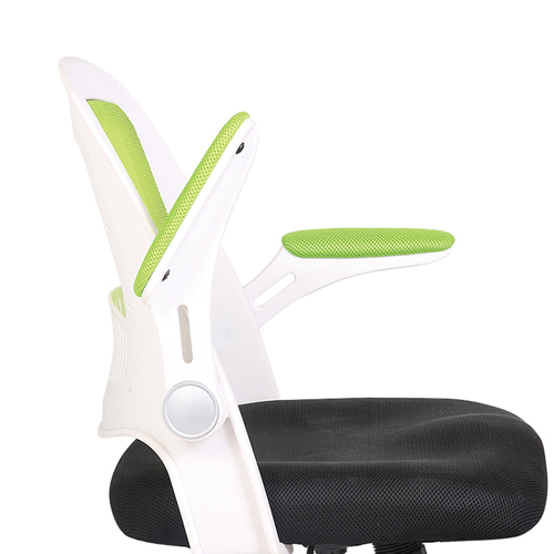 Creative Mesh Bow Office Chair Image 9