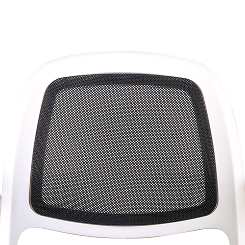 Creative Mesh Bow Office Chair Image 10