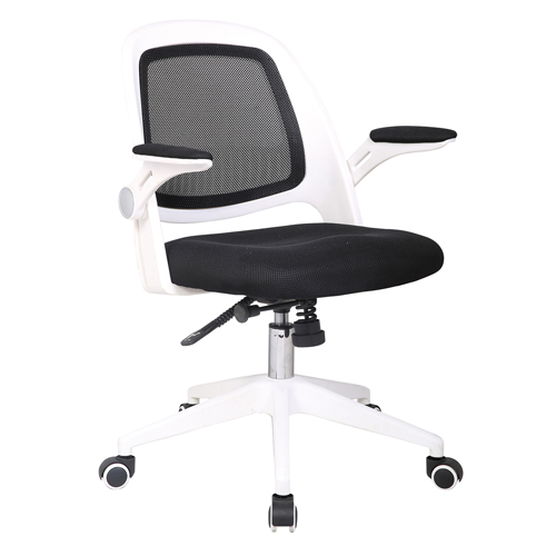 Creative Mesh Bow Office Chair Image 1