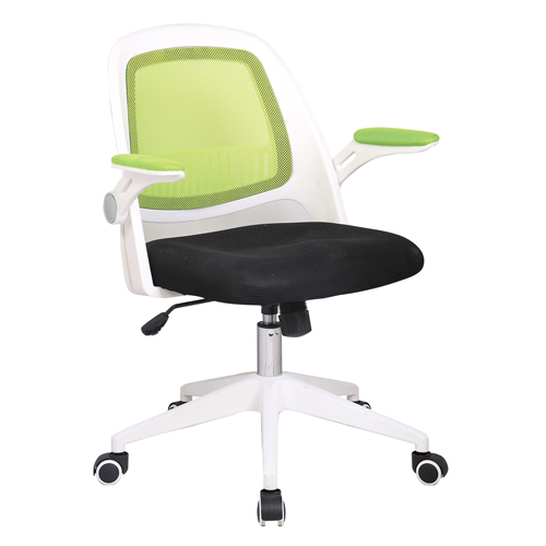 Creative Mesh Bow Office Chair Image 2