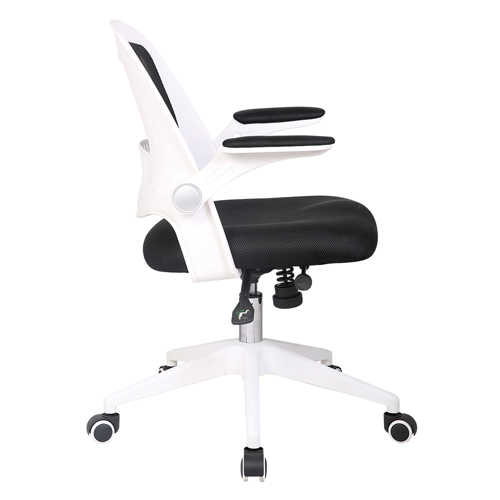 Creative Mesh Bow Office Chair Image 3