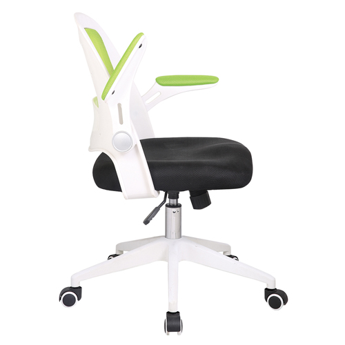 Creative Mesh Bow Office Chair Image 4
