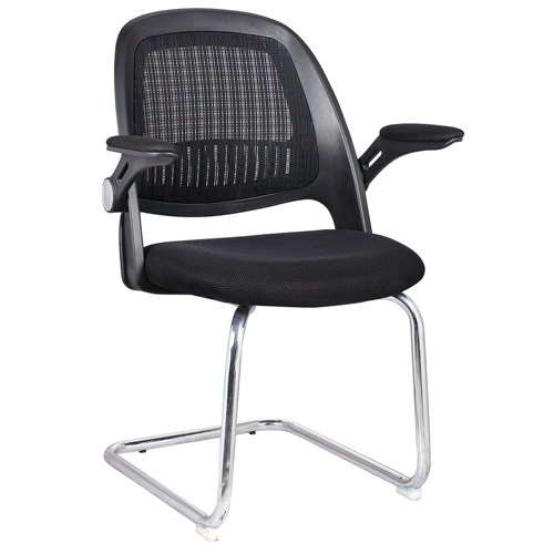 Creative Mesh Bow Office Chair Image 6