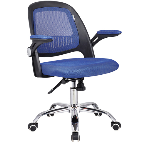 Creative Mesh Bow Office Chair Image 7