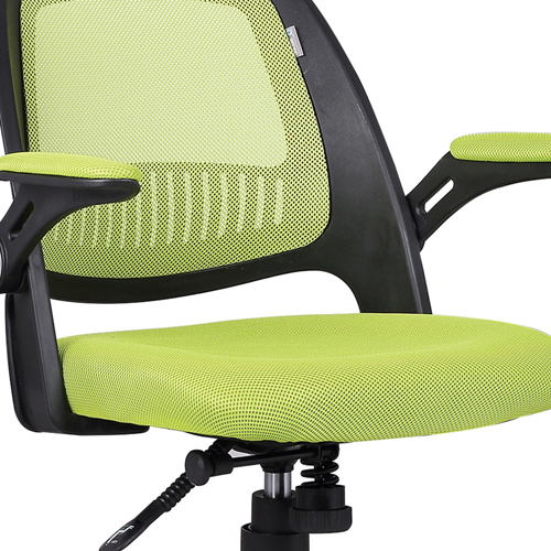 Creative Mesh Bow Office Chair Image 8