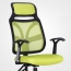 Designer Mesh High Back Office Chair with Headrest Image 8