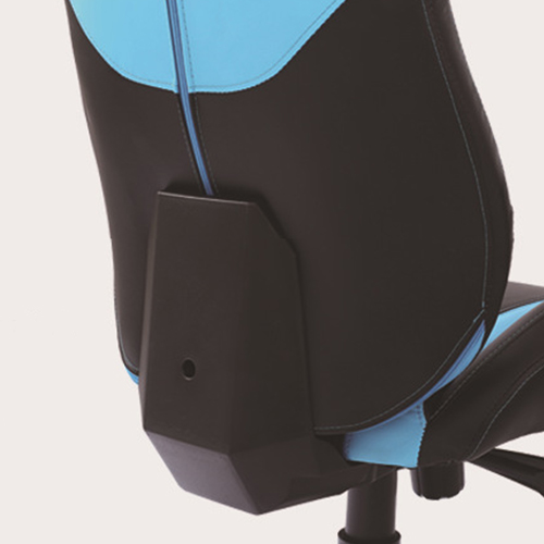 Costway Executive Racing Leather Chair Image 11