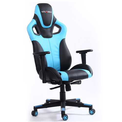 Costway Executive Racing Leather Chair
