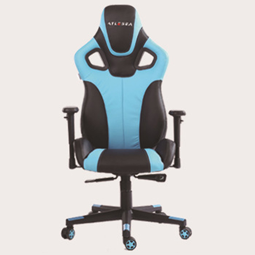 Costway Executive Racing Leather Chair Image 2