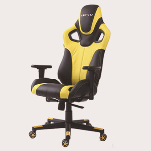 Costway Executive Racing Leather Chair Image 3