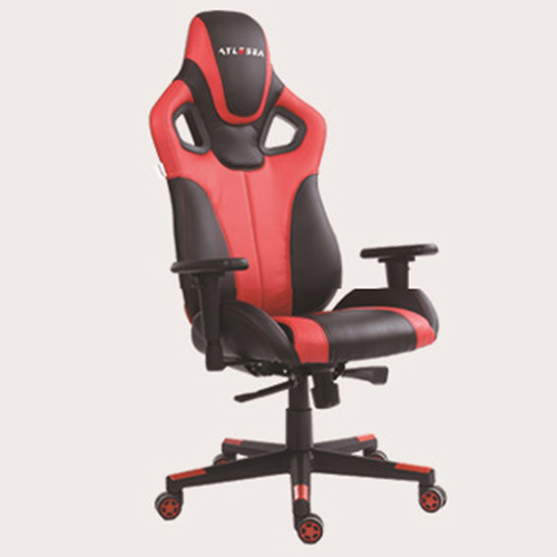 Costway Executive Racing Leather Chair Image 4