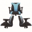Costway Executive Racing Leather Chair Image 8