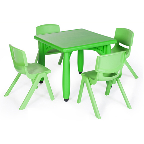 Ergerite Square Table with Four Chairs Image 4